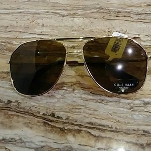 Cole Haan Polarized Sunglasses (NWT)